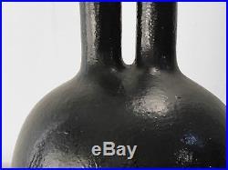 1950 Vase Sculpture Ceramique Moderniste Constructiviste Vallauris
