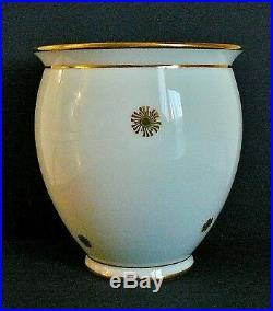 ANCIEN Vase ART DECO 1924 Porcelaine SEVRES Porcelain Porzellan ANTIQUE