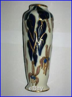 Ancien vase porcelaine limoges lemovices camille tharaud art deco