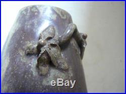 Arne Bang vase grès Art Déco Denmark pottery