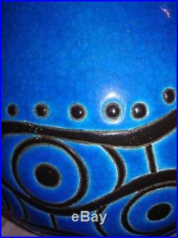 Atelier Primavera & LongwyVase époque art decoH 30 cm