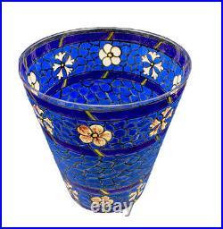 Auguste Heligenstein-Leune-Vase Emaillé Art Deco-Daum-Schneider-argy-rousseau