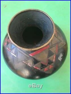 Beau vase en dinanderie de Liberato ZOLA era dunand, linossier