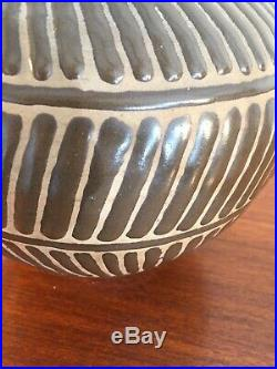 Cazaux vase en céramique émaillée à la parafine Art Deco 1930