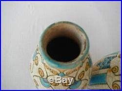 Charles Catteau Keramis boch freres La Louvière Paire de Vases Art Deco D 813