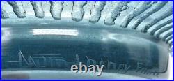 DAUM NANCY-Vase-coupe art deco travail acide, gallé, lalique, sabino, genet, muller