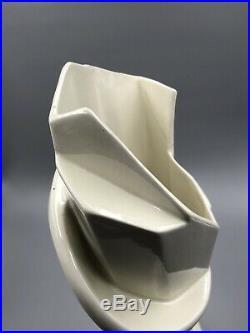 Gd Vase Art Déco Design de Jacques ADNET Compagnie des Arts Français Süe et Mare