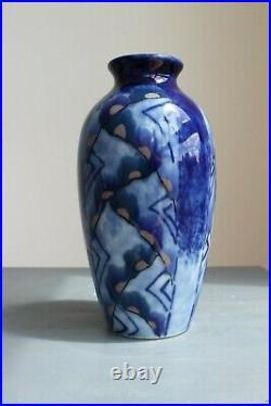 Grand Vase Céramique Camille Tharaud Limoges Art Déco