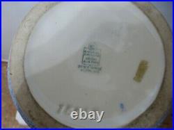 Grand Vase faience Imperial Amphora Art-déco LE Emile Laget Large vase Germany