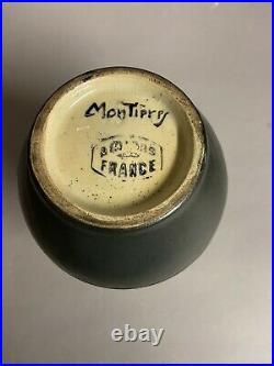 Montières, vase Art deco