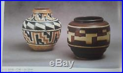 Rare Art Deco Vase Grès Charles Catteau Keramis Signed