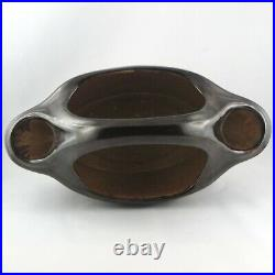 Rare Céramique QUIMPER HB ODETTA Art Deco 1930/bretagne/henriot/hr/vase grès