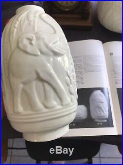 Rare Vase Art Deco Keramis Charles Catteau