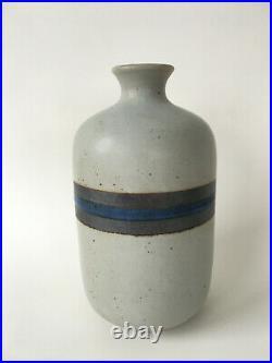 Rare vase Jean Besnard art deco authentique