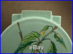 Superbe Vase En Ceramique Epoque Art Deco Signe Robert Lallemant