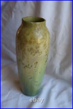 Superbe vase en grés, Alfred Rénoleau (signé) Art déco, Atelier d'Angoulême