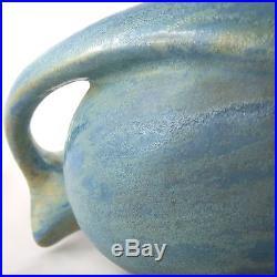 VASE Ancien Céramique PIERREFONDS Grès Flammé Art Nouveau/Deco ceramic/denbac