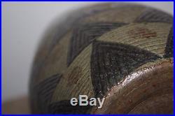 VASE DE PAUL BEYER céramique émailée 1873-1945 art deco lampe