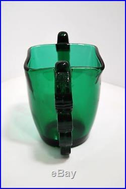 VASE Pierre d'Avesn 1930 1935 Daum verre pressé-moulé à volutes h18cm