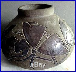 Vase Art Déco Céramique °°°simone Larrieu°°°