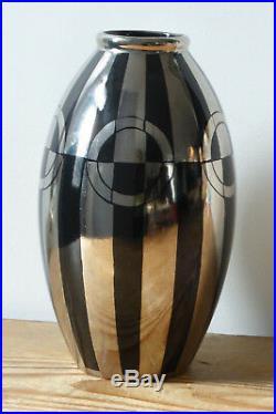 Vase Art Déco ODYV 1930