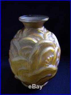 Vase Art déco Charles CATTEAU
