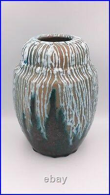 Vase Félix gête CAB BORDEAUX primavera art deco (no jean carries lion pointu)