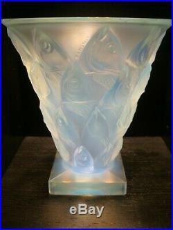Vase Marius Sabino Modèle Carangues Art déco