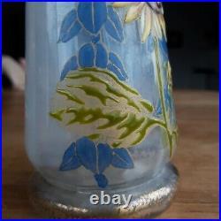 Vase Montjoye Legras Pate Verre 1900 Era Daum Nancy Muller Galle