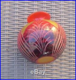 Vase Pate De Verre Art Deco Le Verre Francais