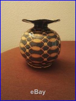 Vase Paul Jacquet Art Deco