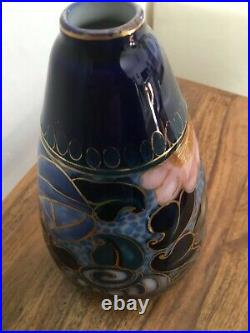 Vase Porcelaine Limoges Camille Tharaud Art Deco 1930