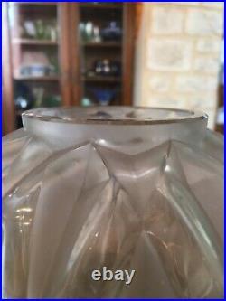 Vase Prisme, André Hunebelle Art Déco Rare