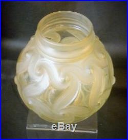 Vase art déco ETLING