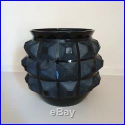 Vase art déco Vervil France