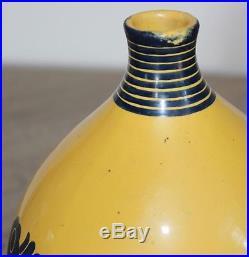 Vase ceramique Jean Luce art deco