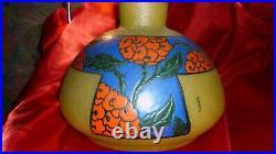 Vase de LEUNE Art Déco