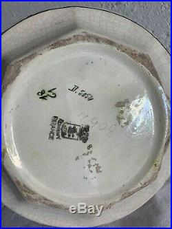 Vase en emaux de longwy 26 Cm Art Deco
