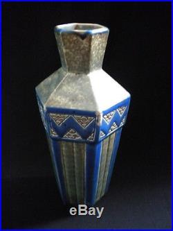 Vase en grès Art déco FIVES LILLE