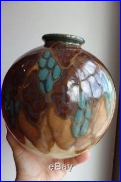 Vase en porcelaine époque Art Déco par Camille Tharaud